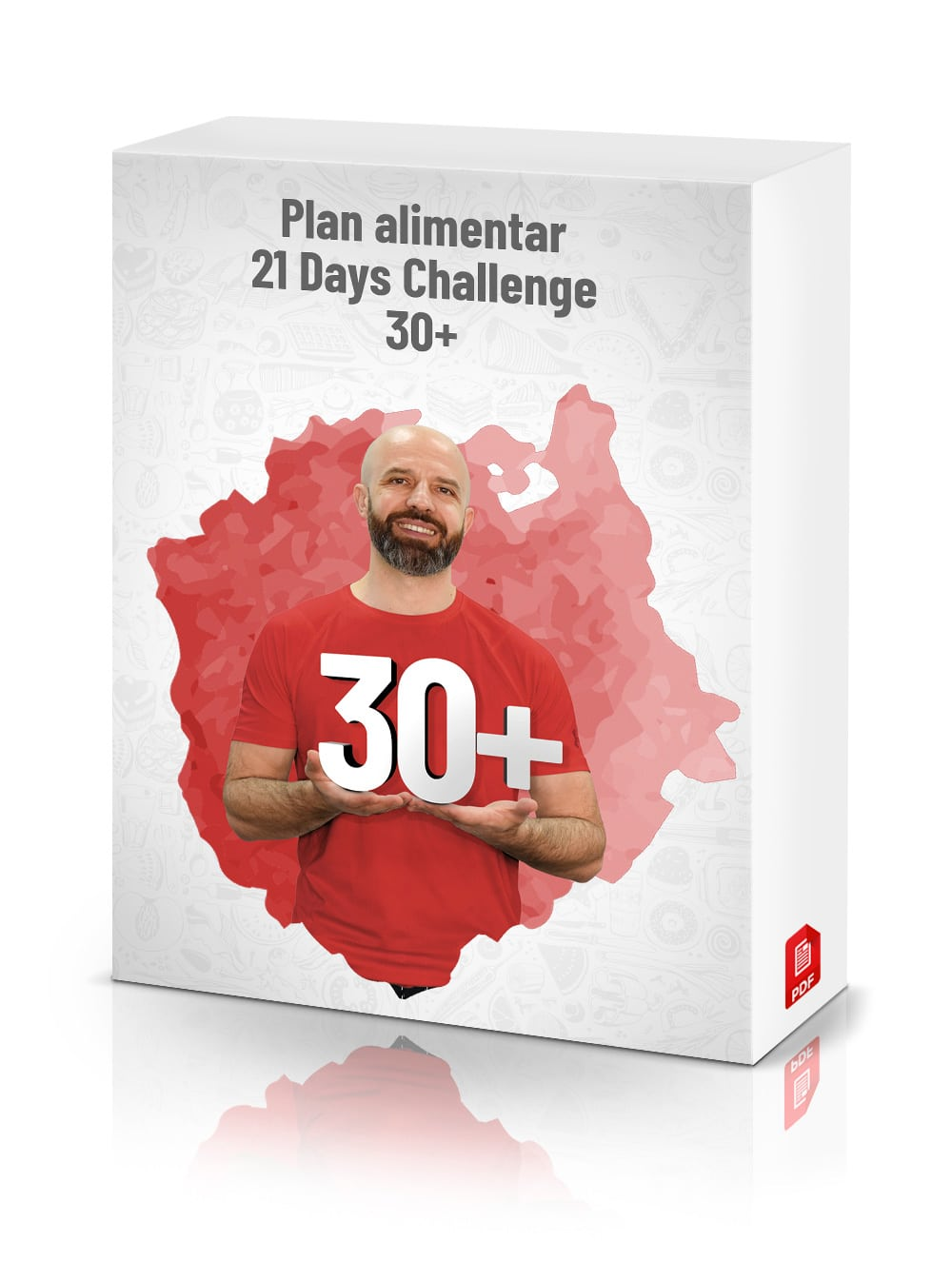 Plan Alimentar 21 Days Challenge (30+)