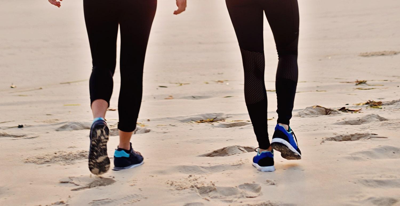 Slăbește mersul pe jos?